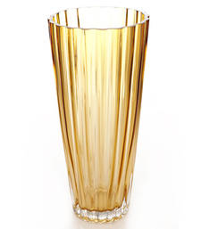 Buy Fluted vases with simple and straight vase online