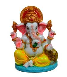 Buy Colorful Lord Ganesha Statue thanksgiving-gift online