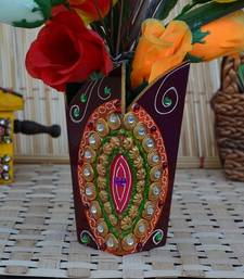 Buy Papier-Mache Flower Vase thanksgiving-gift online