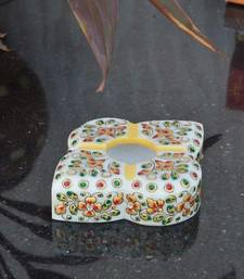 Buy Florid Marble Ash Tray tray online