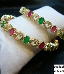 Buy Design no. 16.753....Rs.2650 bangles-and-bracelet online