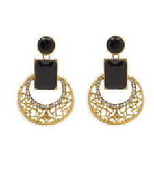 Buy Cute Black Earring danglers-drop online