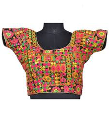 Buy multicolor Art Silk readymade-suits readymade-blouse online