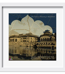 Buy The Eastern Gateway of RajasthanArt Print wall-art online