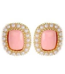 Buy Pink Ear Studs stud online