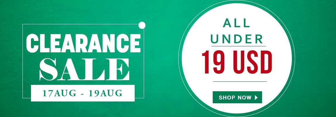 Clearance Sale 19