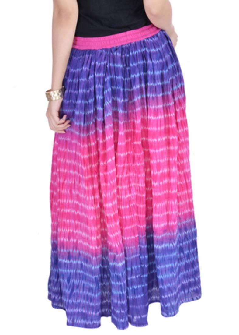 Buy cotton tie dye skirt online for Order tie dye roses online