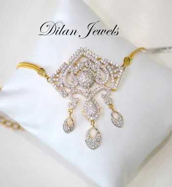 Diamond Lusturous Armlet