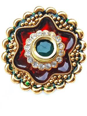 Lovely Traditional Finger Ring