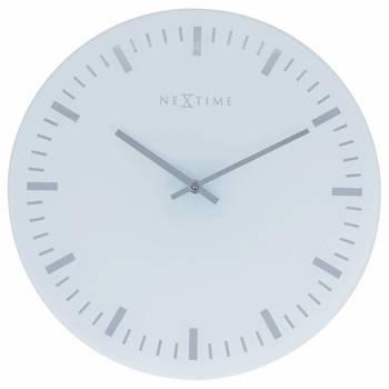 2676-LITTLE MARIBU Simple Sleek Clock for Office or Home