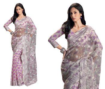 Designer Indian Sari SimSim 7007 A