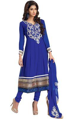 Party Wear Dress Material Upvan759
