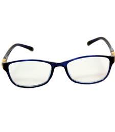 Buy Blue Rectangle Eyewear other-apparel online