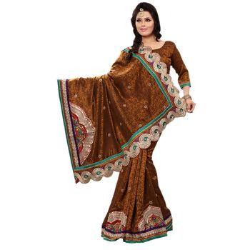 Elegant Designer Sari 7841D