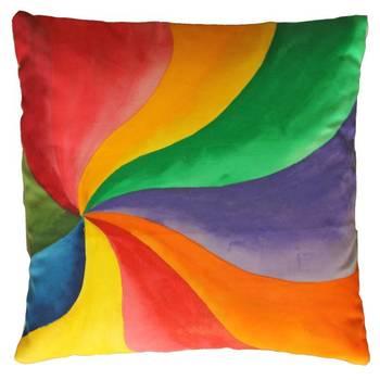 Color Palette Cushion Cover