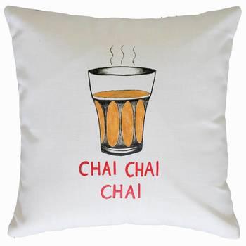 Chai Kadak Chai Cushion Cover