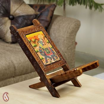 Solid wood Hand Painted Folding Chair