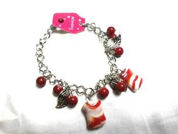 Pretty charm bracelet