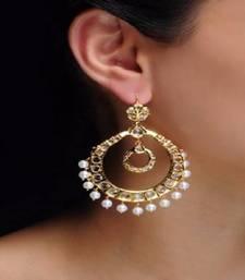 Buy BEAUTIFUL CHAND BALI  hoop online