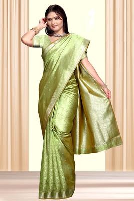 Designer Artsilk Saree - kareena