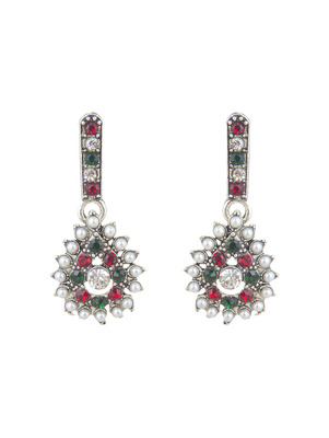 Strike a statement whereever you go with Ethnic Festive Fashion Earrings