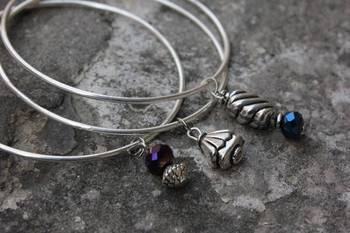 Charmed by You Bangles