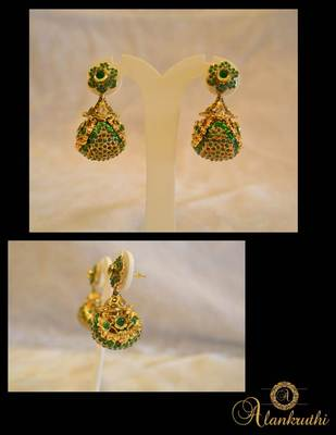 CONTEMPORARY JHUMKAS