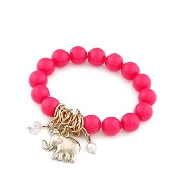 Amira Bracelet-Pink