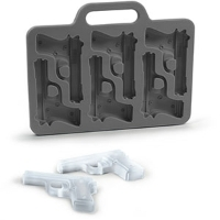 ice gun shaped tray