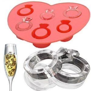 ice love ring tray