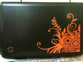 Laptop Graphic decal