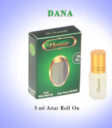 Buy AL NUAIM DANA 3ML ROLL ON gifts-for-him online