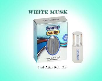 AL NUAIM WHITE MUSK 3ML ROLL ON