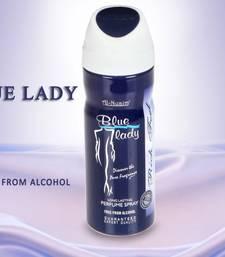 Buy AL NUAIM  BLUE LADY 200ML PERFUME Deodorant gifts-for-him online