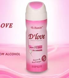 Buy AL NUAIM D'LOVE 200ML PERFUME Deodorant gifts-for-him online