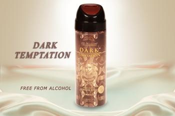 AL NUAIM DARK TEMPTATION 200ML PERFUME Deodorant