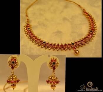 Fancy Necklaces Set 5