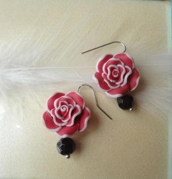 love for roses red n black