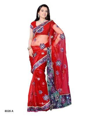 Sedating bollywood style Designer Saree by DIVA FASHION- Surat