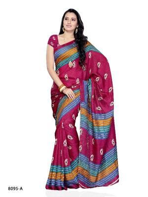 Alluring Festival Wear designer saree by DIVA FASHION- Surat