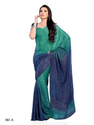 Comely Casual wear saree by DIVA FASHION- Surat