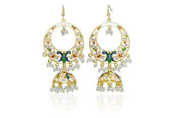 Indian Fashion Women Elegant earrings