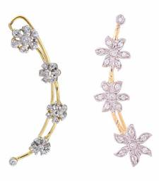 Buy pack of 2 ear cuffs ear-cuff online