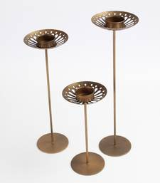 Buy Burnt Gold soft steel table-lamps table-lamp online