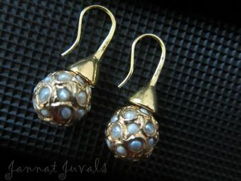 Cute Pearl Earrings