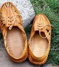 Buy Lace Kolhapuri Boat Shoe eid-footwear online