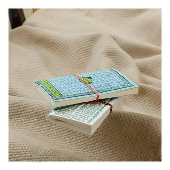 Recycled Handmade Paper Travellers Diary_06_{Set Of 2}