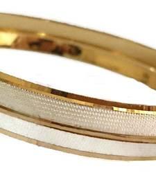 Buy Divinique Double tomed Kada /Bracelet for Men gifts-for-husband online