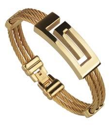 Buy Gold metallic mens accesories bhaubeej-gift online