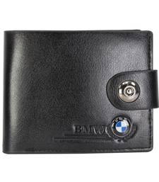 Buy Black pu leather clutch_purses wallets wallet online